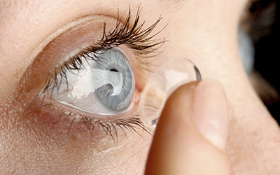 Contact Lens Evaluations and Fittings